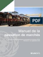 UNOPS procurement manual FR.pdf