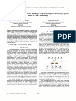 Public Building Monitoring Using Gprs