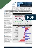 Genus Quantitative Insights - July 2009