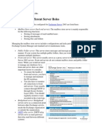 Exchange Server Maintenance TIPs