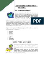 MEDIOS DE COMUNICACIÓN MEDIATICO