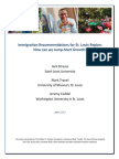 Immigration Report St. Louis