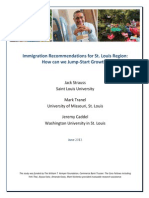 Immigration Report St. Louis