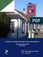 Muckhart Conservation Area Appraisal