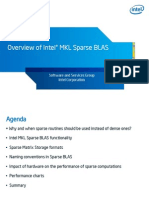 Intel Mkl Sparse Blas Overview