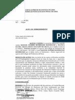 29 Juzgado Penal de Lima