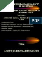 Eficiencia Energetica en Sistemas de Vapor