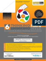 Six Thinking Hats 2013