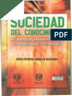 Sociedad Del Conocimiento_CARRILLO