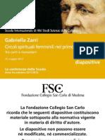 Gabriella Zarri - Donne di spirito