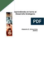 Ochoa Arias, Alejandro - El desarrollo endógeno