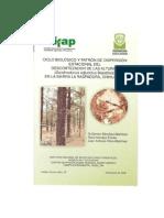Ciclo biológico y patrón de dispersión estacional del descortezador de las alguras (Dendroctonus adjunctus Blandford) en la Sierra La Raspadura, Chihuahua