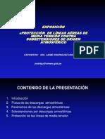 Conferencia Jaime Rodriguez