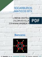 Presentacion Benceno, Tolueno y Xileno