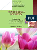 bioestetica presentacion