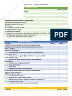Edital Verticalizado MDIC - Agente Administrativo