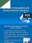 AK. Biaya Metode Pengumpulan HPP