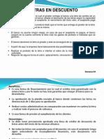 Factoring y Letras en Descuento - Ppt