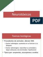 Neurotóxicos luis