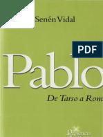 Vidal, Senen, Pablo, De Tarso a Roma. Santander, Sal Terrae, 2007