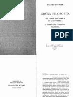 Branko Bosnjak Grcka Filozofija