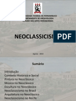 Neoclassic is Mo