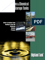 Petroleum Chemical Storage Tanks