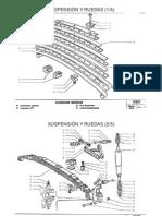 Suspension Ruedas
