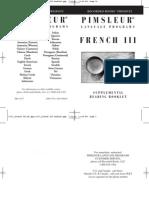 French III Bk
