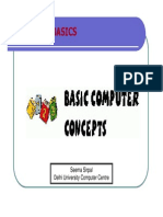 basic notes of computer,computer basic of this year