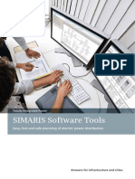 SIMARIS Software Tools