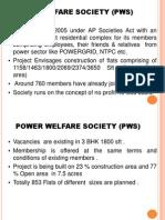 Power Welfare Society