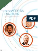 Artigo com Hélder Falcão - Benefícios da ERA Digital - Revista RH