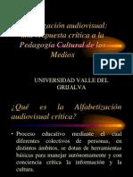 alfabetizacin audiovisual