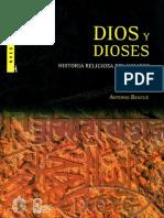 Historia de Los Dioses LIBRO