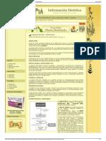 Lignanos del lino - Información  Informaciones variadas y a