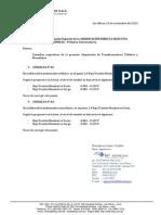 Consultas - Licitacion N° 016–2013 ADINELSA