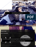 Sustainability & CSR in Fashion - Stella McCartney - Presentation