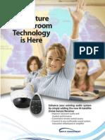 SAFE Classroom With IR Dome Brochure