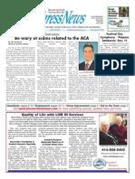 Milwaukee West North Wauwatosa West Allis Express News 112113