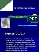 Metodos Concentracion Parasito - Expo Uap
