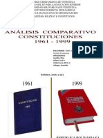 Presentación Constituciones 1961-1999.ppt