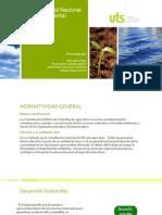 Normatividad Nacional Ambiental (