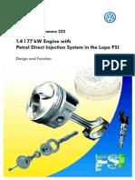 SSP 252 1.4 Lupo FSi Engine