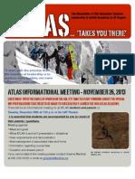 ATLAS Parent Meeting 2013