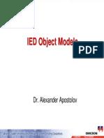 05_IED Object Models