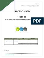 M-HSEQ-03 M. Herramientas - V1