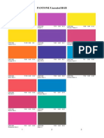 PMSColors Uncoated