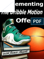Dribble Motion Offense