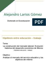 Hipótesis educación – trabajo